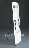One Off X-Banner Stand; Advertising X Banner Stand; Aluminum&Fiber X-Banner Stand; Advertising Equipments S-X11B