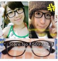 Free postage postage glass / big frame glasses frame multicolor optional rivet spectacles