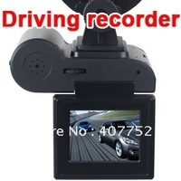 HD LCD Vehicle Car video Camera DVR Night Vision HT600 drop ship free ship register air mail with tracking number free shipping