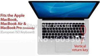 keyboard skin for macbook UK version, for macbook 13.3 pro EU version keyboard cover protector