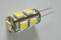 led G4 light bulb,2W;9pcs 5050 SMD LED;DC12V input