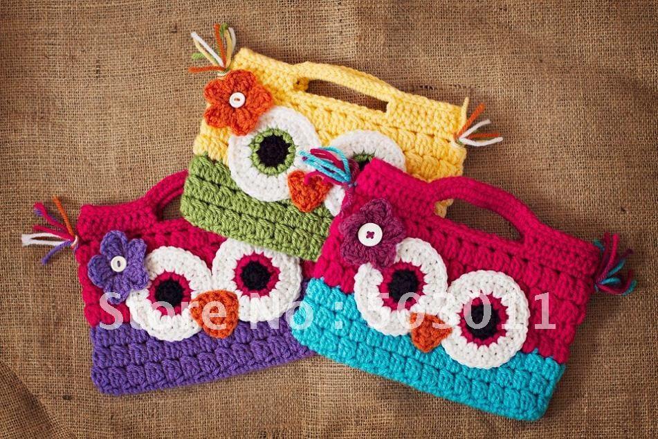Owl Bag Knitting Pattern : Google Image Result for http://i01.i.aliimg.com/wsphoto/v0/515335209_1/30pcs-...