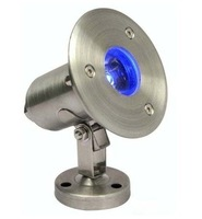 1*1W underwater light IP68;AC/DC12V/24V input;66mm(diameter)