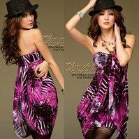 Free Shipping/Europe/Shoulder chain apeak/inclined shoulder/dress/thin shoulder dresses/evening dress/RG9126