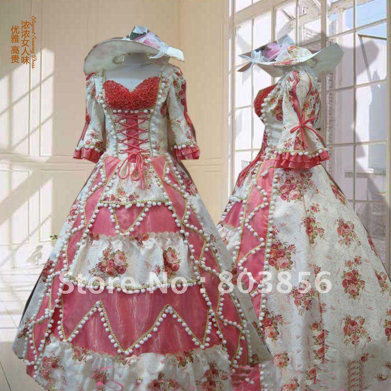 Vestimenta Antigua Y Colonial Vestidos Coloniales Romanticismo