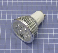 FREE SHIPPING,10pcs/lot,Dimmable 12W GU10 led bulb led light