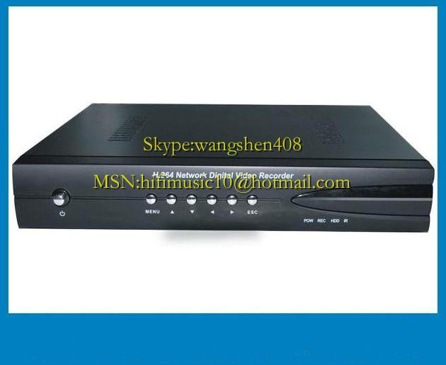 8 Ch H.264 DVR with VGA,3G Mobile Phone Support(Symbian,WinCE,for Iphone,Google Android) Network DVR(China (Mainland))