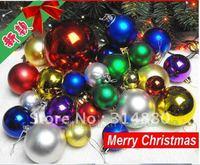 Christmas decoration,Christmas snowflakes Christmas ball 7.6-20inches(3-8cm)3-8cmchristmas gift,christmas lights,Free shipping