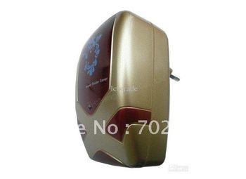 High Quality and LOW PRICE 50pcs/lot SD-004 EU Plug 30KW Electricity Power Energy Saver Box Save bill 30%-50% factor saver