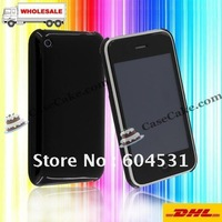 Hot sales plating protector case for iphone 3G and 3GS free shipping