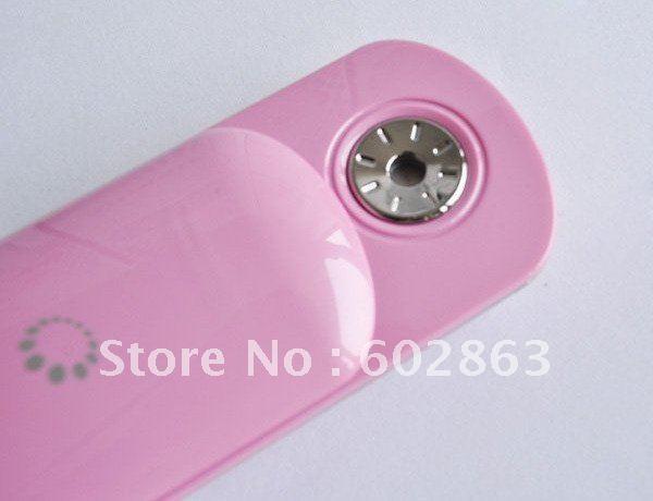 Xmas Gift for Girl! Handheld Mobile Type Nano Facial Streamer(China (Mainland))