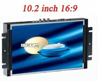 "10.2"" TFT LCD Touch Industrial Monitor for applcation+free shipping"