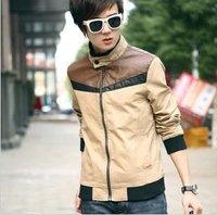 hot sale Free shipping men's fashion jacket men's jacket  Cotton fashion men's winter Jacket .size:M-L-XL-XXL