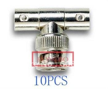 Guaranteed100% 10PCS CCTV RCA DC RG BNC Connector