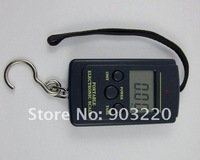 Free shipping 2pcs 40kg - 10g Mini Electronic Portable Fishing Digital Pocket Scale