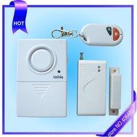 Free  shipping  Wireless remote control magnetic theft alarm Door windows alarm,Door alarm system