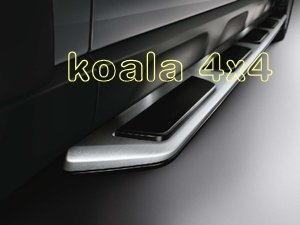 AUDI Q5  RUNNING BOARD SIDE STEP NERF BAR OEM DESIGN