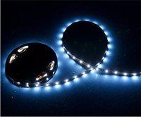 Wholesale 12v pure white 3528SMD flexible led car light 5m 150leds/lot  free shipping