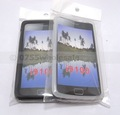 200pcs For Samsung Galaxy S2 Case Cover, Silicone Silicon Case for Samsung I9100 Galaxy S2 S II