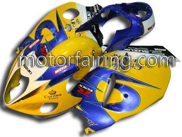 Motorcycle spare parts/ bodywork fairing for SUZUKI GSXR1300 96-07(China (Mainland))