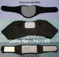 new style Since the heat health care braces & supports Neck shoulder waist 3pcs free shipping