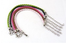 string leather bracelet promotion