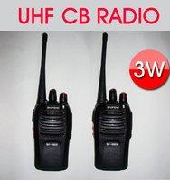 Wholesale,3-5W UHF CB Radio,wireless interphone,3-5KM available. Best selling! 1 pair