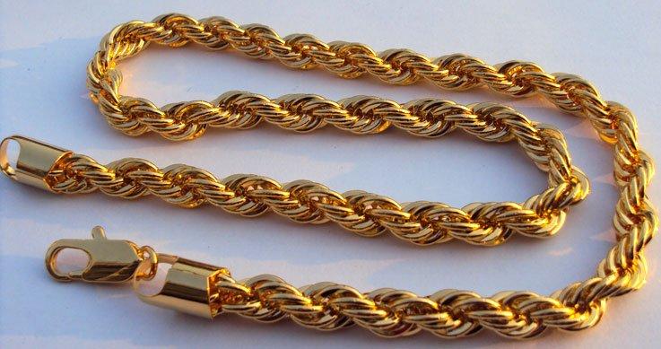 Neck Necklace Fine Chain