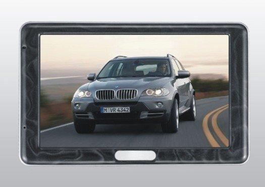 5 inch TFT screen ISDB-T Car GPS Navigation(China (Mainland))