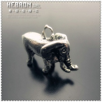 Cheap!Free shipping(30pieces)Tibetan Silver Elephant Charms(3374#)wholesale and retail Fashion accessories/Fashion Jewelry