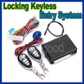 New Universal Car Remote Control Central Dock Lock Locking Keyless Entry System. Free shipping