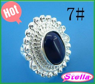 Free Shipping ,925 sterling silver jewelry, 925 Silver ring, with precious stone rings,can be equipped with a couple of the ring(China (Mainland))