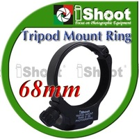 iShoot Metal Tripod Mount Ring Lens Collar Support IS-TMR for Canon EF 100/2.8 L IS USM Macro
