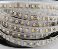 Adjustable color temperature SMD3528 LED strip,120 leds/M,  5Meters/roll,DC12V input;non-waterproof