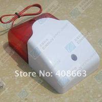 SIREN STROBE LIGHT COMBO CCTV DVR SECURITY SYSTEMS F13