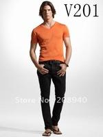2011 New Brand Cotton Man Short Sleeve T-Shirt