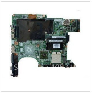 Low price Laptop motherboard for HP/Compaq DV9000 450800-001 Mainboard AMD integrated chip NVIDIA MCP67M-A2 100% Tested good!(China (Mainland))