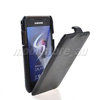 SNAKE SKIN FLIP HARD BACK CASE COVER FOR SAMSUNG I9003 GALAXY SL FREE SHIPPING