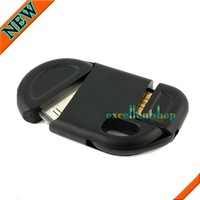Mini Compact USB Data Sync Charge Cable for iPhone iPod ipad Black , Free shipping