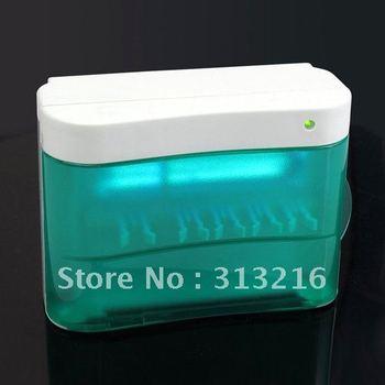 New UV toothbrush sanitizer/Sterilizer/Holder/Cleaner   #1003