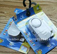 Free Shipping  Magnetic burglar alarm, Doors windows alarm, Home Alarm system, Easy to install 40g 10pcs/lot