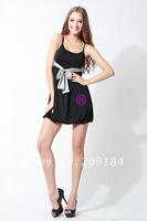 New Arrival ! Dignity Spaghetti Straps Sexy mini dress / Ccoktail dress /Club wear dress + free shipping WZC330