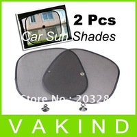 Brand New Free Shipping Practical Rear 2 Profile Car Sun Shade Windscreen Cover New