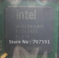 Intel South Bridge NH82801EB 82801EB SL7YC BGA IC Chipest With Balls for Laptop Notebook