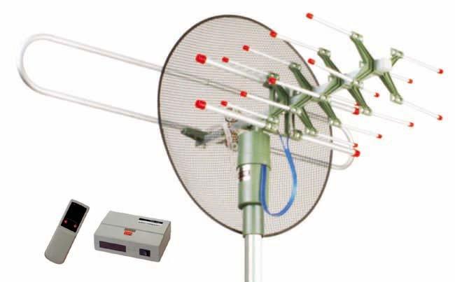 Указатель поворота антенны своими руками