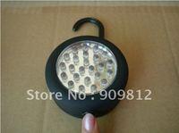 Free Shipping  24LED hanging light, Wall lamp, Bright Camping Light lamps, Pat lights, 4 color 80g  20pcs/lot