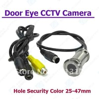CCTV Door Eye  Hole Security Color Camera Gift&Free Shipping