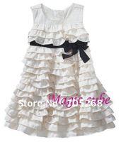 Good quality new chiffon girl magic cube dress, girl's dress,girl's clothing ,girls skirts,baby skirts