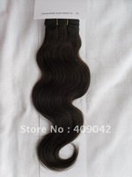 Free shipping ,14inch in stock now ,100% Chinese virgin hair weft