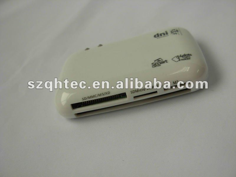 portable smart chip IC/ID card reader(China (Mainland))
